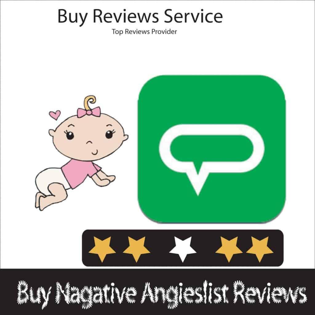 Buy Nagative Angieslist Reviews