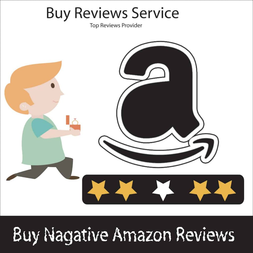 Buy Negative Amazon Reviews