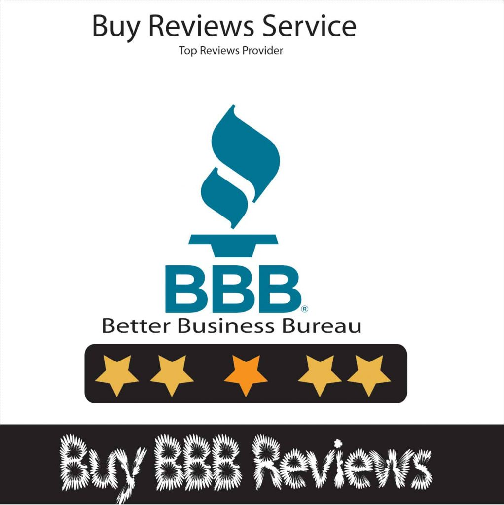 Buy BBB Reviews