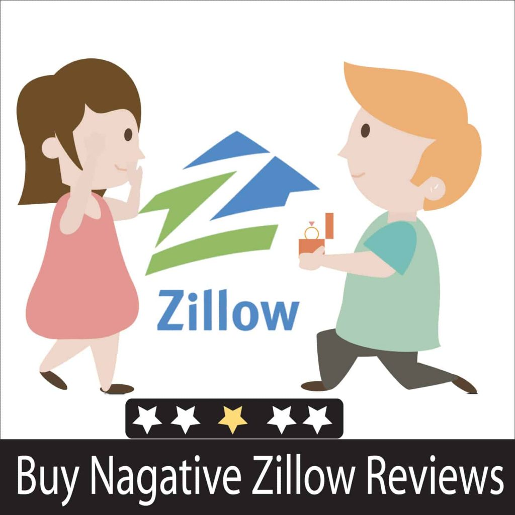 Buy Negative Zillow Reviews